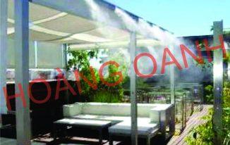 Tiêu chí chọn máy phun sương tạo ẩm tốt nhất cho ngày hè